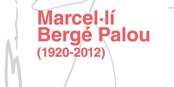 """Exposició: """"A COP DE PINZELL. La galeria d'artistes de la Paeria de Balaguer. Marcel·lí Bergé Palou (1920-2012)"""""""