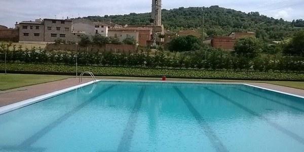 Inici temporada de les piscines municipals