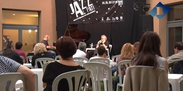Jazz al pati i Assolellats