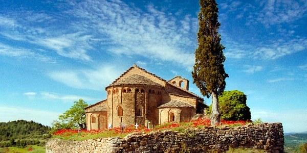 Visites guiades a Santa Maria de Palau de Rialb